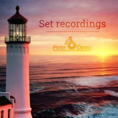 Set Recordings