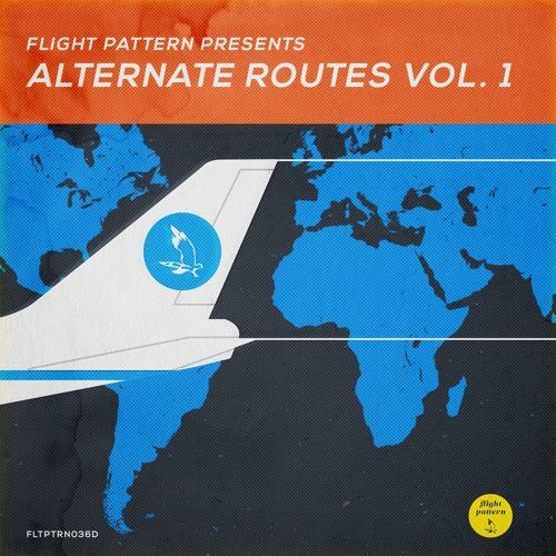 FLTPTRN036D - Various Artists - Alternate Routes Vol. 1