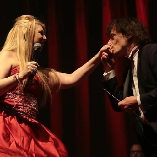 Paula Almerares / Angel Mahler