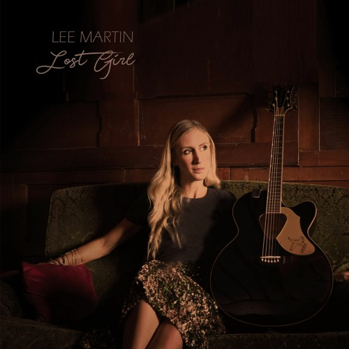 """Lee Martin """"Lost Girl"""" EP"""