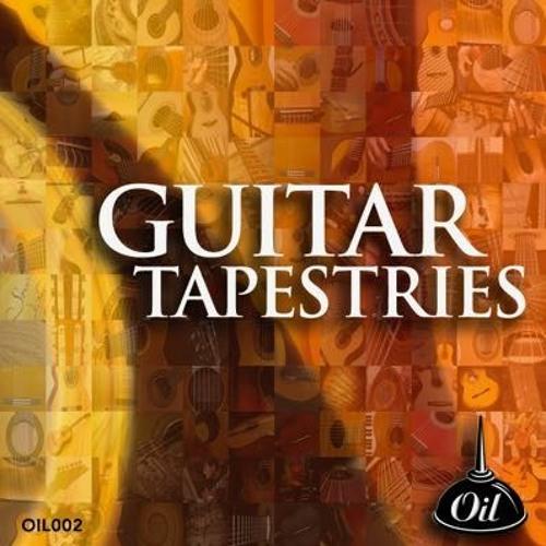 OIL002 Guitar Tapestries