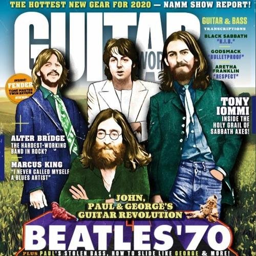 George Harrison slide guitar lesson