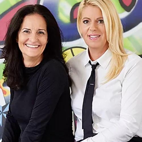 Silvia Sverak und Petra Marada-Seletzky, Unternehmerinnen im Gespräch mit Birgit  Schaller - MCÖ-Podcast - März 2020