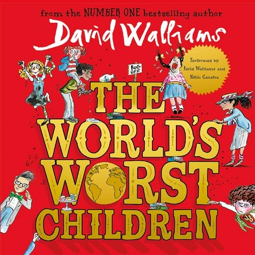 Grubby Gertrude, By David Walliams, Read by David Walliams and Nitin Ganatra