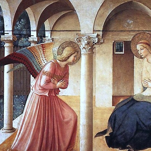 Short Meditation for Feast of the Annunciation 2020