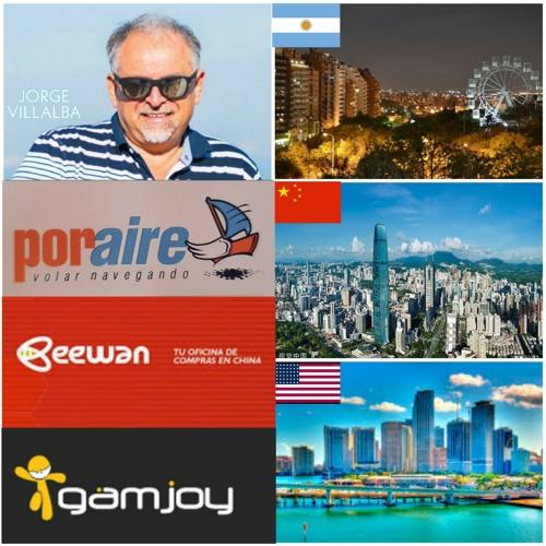Testimonio de Jorge Villalba - Emprendedor y Empresario Internacional