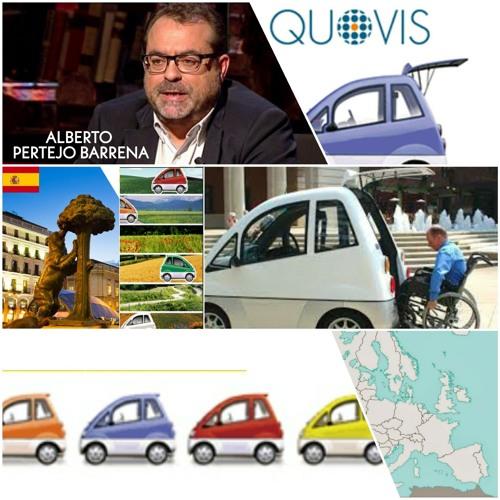 Testimonio de Alberto Pertejo Barrena - Consejero Delegado de la Marca de Vehículos Quovis