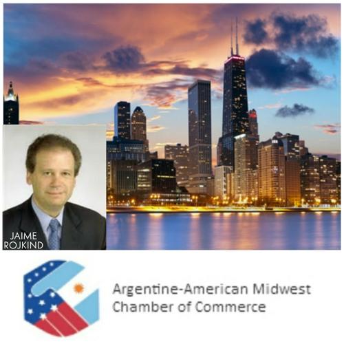 Testimonio de Jaime Rojkind - Presidente Argentie American Midwest Chamber of Commerce