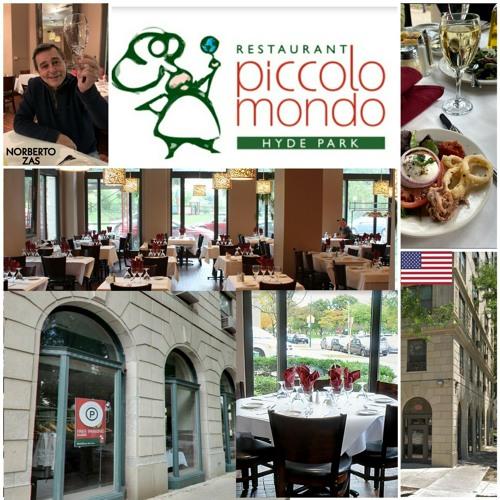 Testimonio de Norberto Zas - Empresario Gastronómico de Chicago, Illinois . Estados Unidos