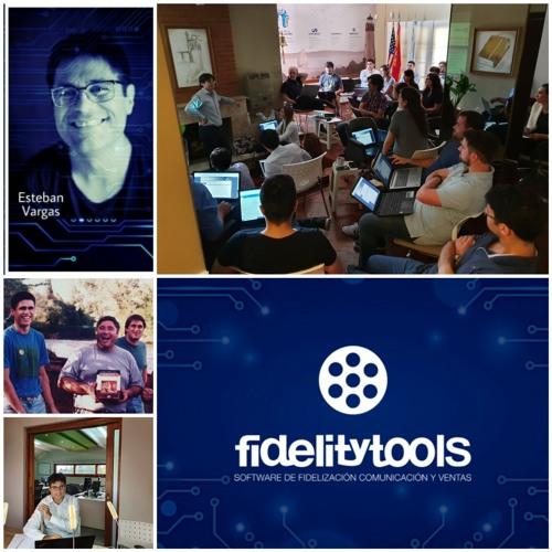 Testimonio de Esteban Vargas - Compañero - Ejecutivo de Comunicación - Director de Desarrollo de Fidelitytools