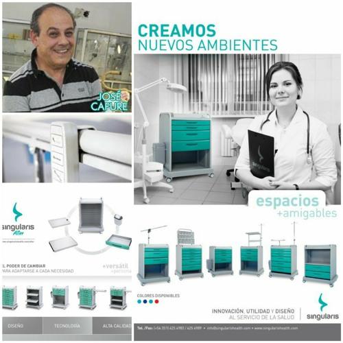Testimonio de José Cafure - Empresario Industrial de Argentina