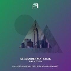 Alexander Matchak - True Motion (Original Mix)