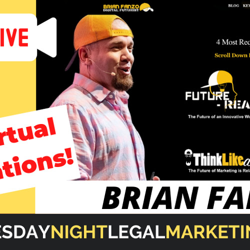 How to Create and Give Powerful and Memorable Live Virtual Presentations with Brian Fanzo
