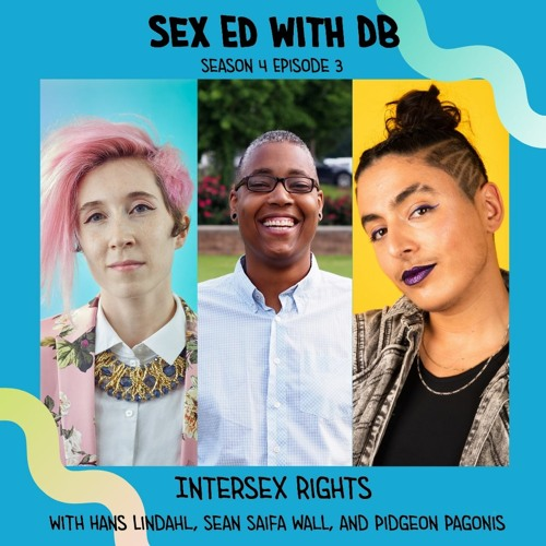 Intersex Rights with Hans Lindahl, Sean Saifa Wall, and Pidgeon Pagonis