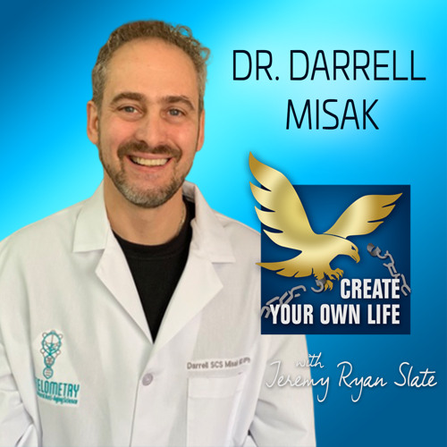 723: Quantum Energy, Telomeres, Functional Medicine and Ultimate Health, Feat. Dr. Darrell Misak   Freestyle Friday