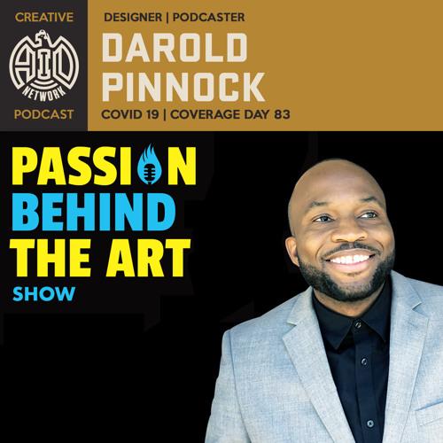 DAROLD PINNOCK | Passion Behind The Art Show