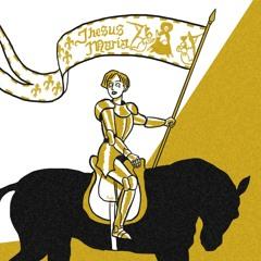 Jeanne d'Arc, combattante et stratège. Dominique Le Tourneau