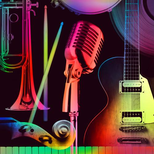 Rock, in the style of Elvis Presley - Jukebox
