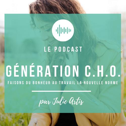 Episode #52 - Réveiller l'enthousiasme au travail avec Amélie Bridot