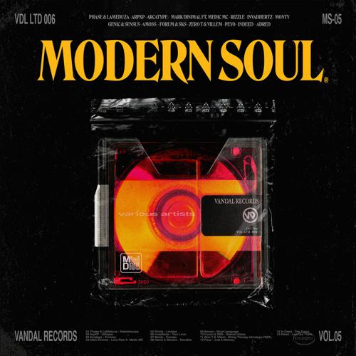 VDLLTD006LP - Various Artists - Modern Soul LP 5