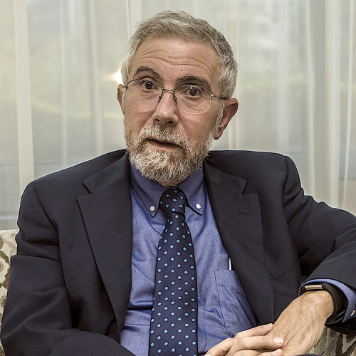 Paul Krugman on Zombie ideas and Economic Recovery