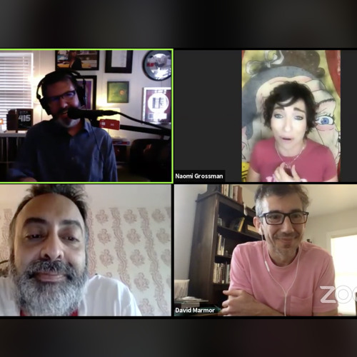 Behind the new horror film '1BR': David Marmour, Alok MIshra and Naomi Grossman (Episode 415)