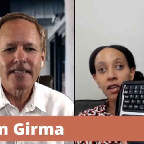 """Haben Girma, Author of, """"Haben: The Deafblind Woman Who Conquered Harvard Law"""