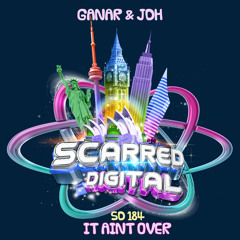 SD184 : Ganar & JDH - It Aint Over. Release 16/9/2020