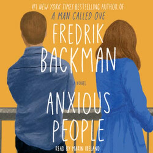 ANXIOUS PEOPLE Audiobook Excerpt