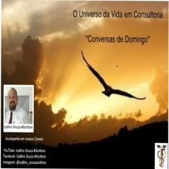 """O Universo da Vida em Consultoria - """"Conversas de domingo"""" com Lucas Raposo - """"Hábitos da Leitura"""" (made with Spreaker)"""