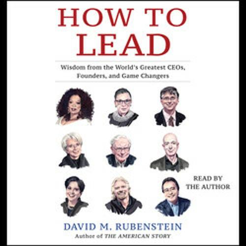 HOW TO LEAD Audiobook Excerpt
