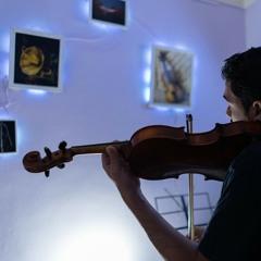 وحشتيني _ عمرو دياب عزف علي الكمان فادى سمير 🎻