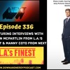 Download Ep 336 - L.A.'s Finest & Next: Ryan McPartlin & Manny Coto Interviews Mp3