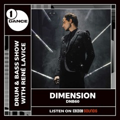 Dimension - DNB60 Mix - BBC Radio 1