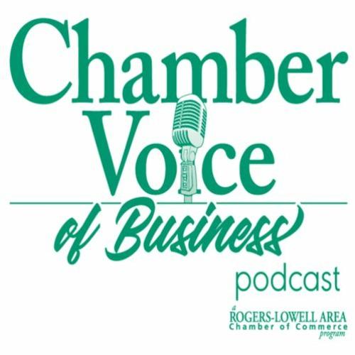 Chamber Voice Podcast Ep. 61 Arkansas Association of Infant Mental Health