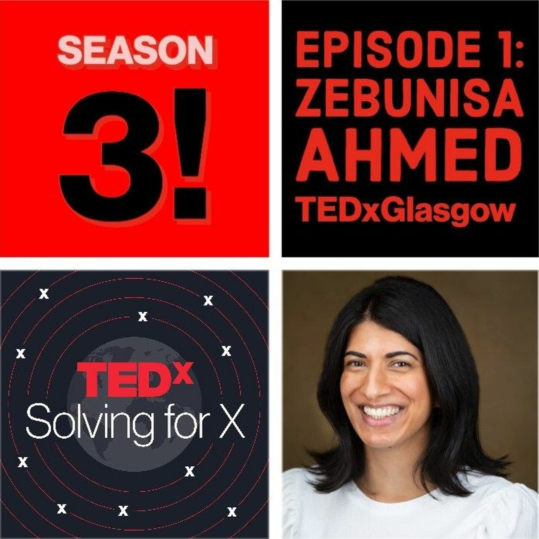 Capture and share impact — Zebunisa Ahmed, TEDxGlasgow