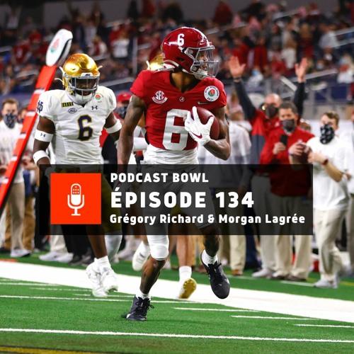 Podcast Bowl – Episode 134 : Alabama et Ohio State ont rendez-vous à Miami
