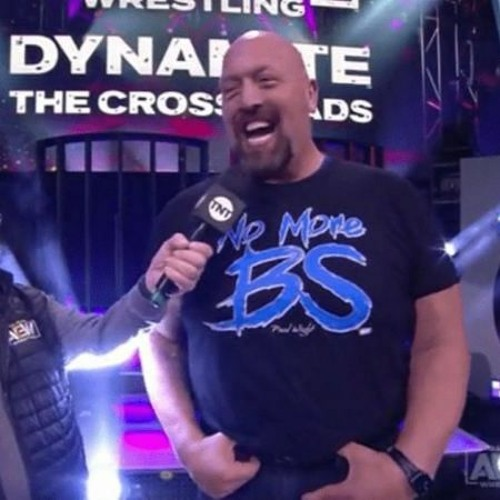 Adler Talks With Paul Wight Of AEW