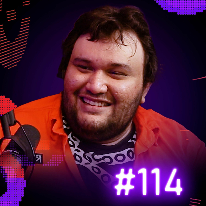 #114 - Ronald Rios (Comediante)