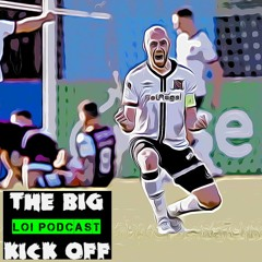 Tbko League of Ireland Podcast : All Change in the LOI