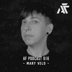 Animal Farm Podcast 016 | Mary Velo