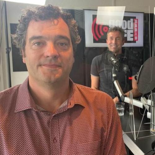 Maurice Bongers (Cirrus Foundation) - Doing Good 28 juni 2021 deel 3