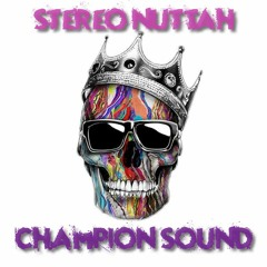 Stereo Nuttah - Champion Sound [FREE DOWNLOAD COMING SOON!]