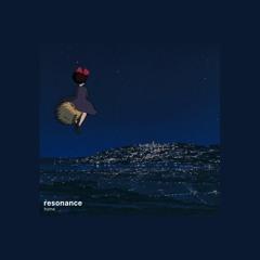 home - resonance | slow + reverb