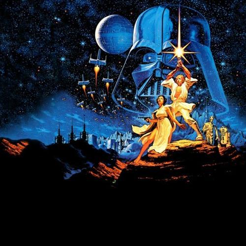 SW - The Force Theme Transcription (2020 Template Test)