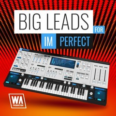 Big Lead For ImPerfect   60 ImPerfect Presets