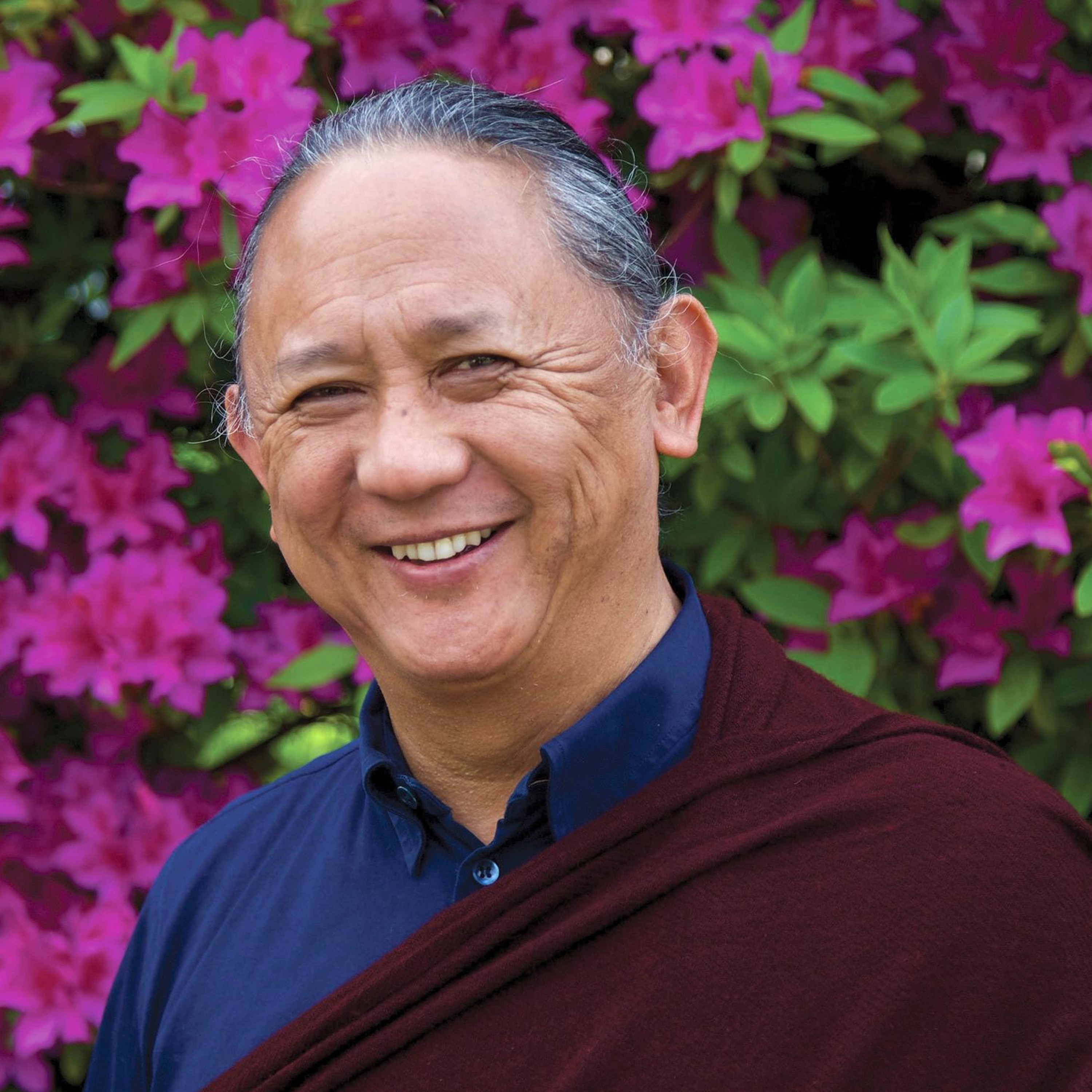 Dzigar Kongtrul Rinpoche: Patience to...
