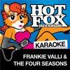 Save It For Me (In The Style Of 'Frankie Valli & The Four Seasons')