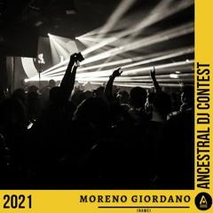 ANCESTRAL DJ CONTEST 2021 - MORENO GIORDANO