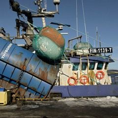 Old Trawler moaning - 28/2/2021 - Reposaari Harbor